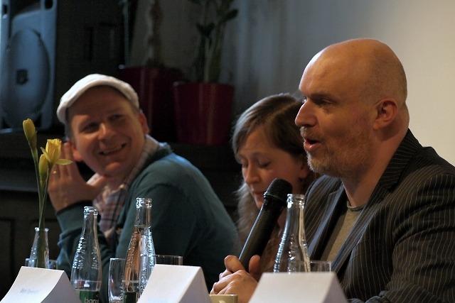 David Gieselmann, Mark Ravenhill