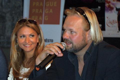 Yvetta Blanarovičová, Petr Gazdík