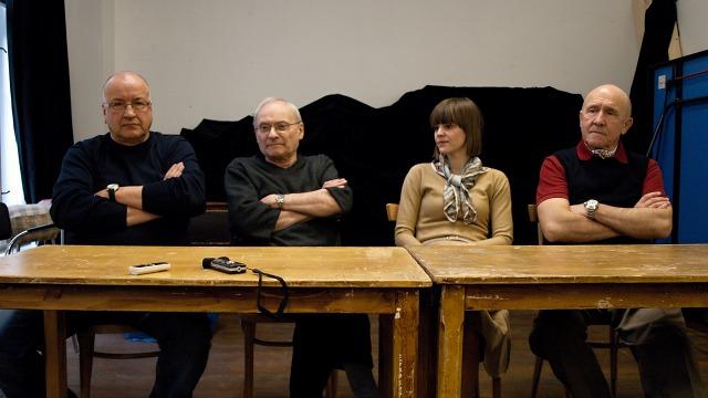 Vladimír Procházka, Ladislav Smoček, Zuzana Stavná, Petr Nárožný