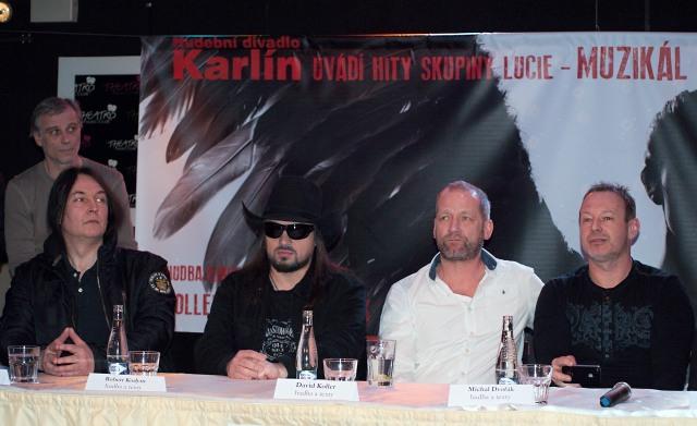 P.B.Ch., Robert Kodym, David Koller, Michal Dvořák
