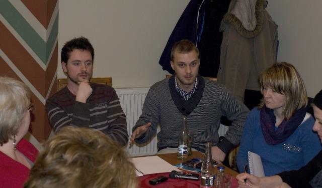 Zdeněk Janál, Adam Doležal (foto: Michal Novák)