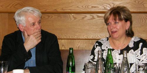 Emil Horváth, Zdena Herfortová