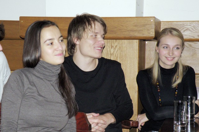 Svetlana Slováková, Lukáš Janota, Ivana Skálová