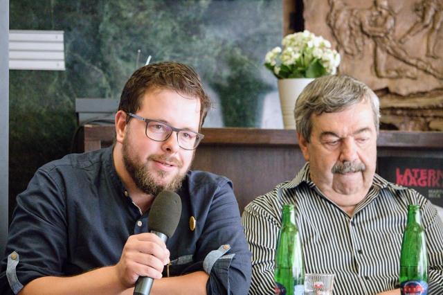 Michal Zahálka, Jan Kerbr
