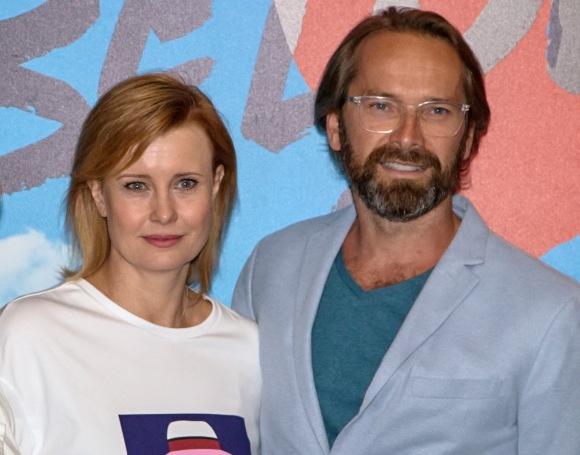 Jitka Schneiderová a Jan Révai
