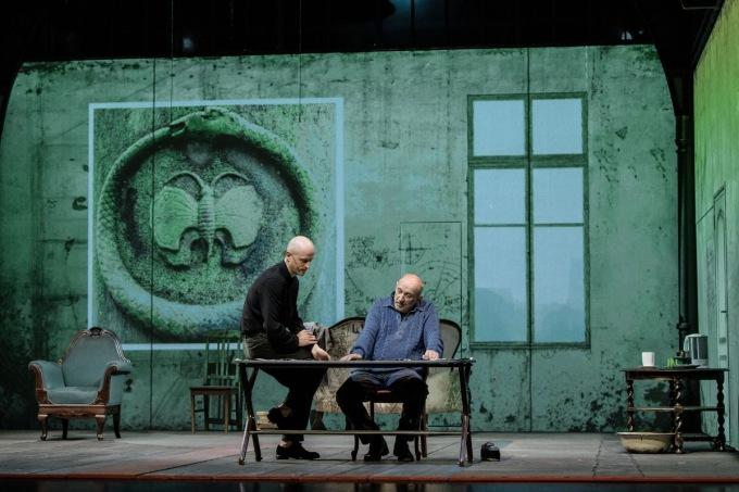 Divadlo mladých - Austerlitz (foto: Laura Vancevičiene)
