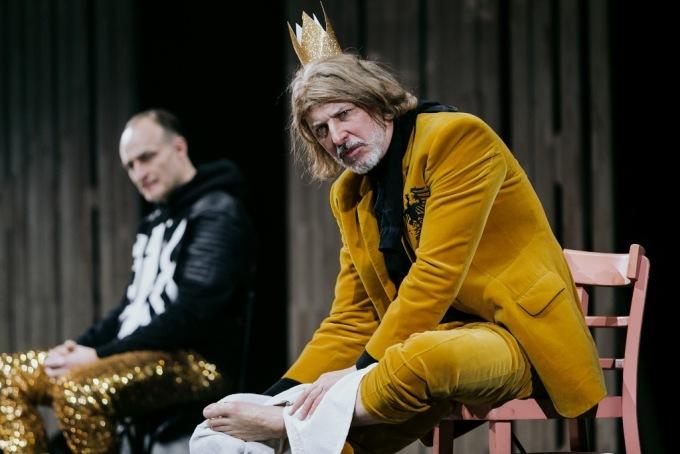 Volkstheater - König Ottokars Glück und Ende (foto: www.lupispuma.com)